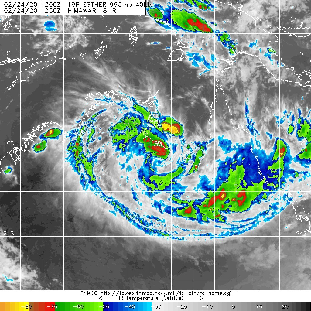 20200224.1230.himawari-8.ircolor.19P.ESTHER.40kts.993mb.16.8S.136.5E.100pc.jpg